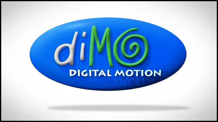 diMO digital Motion Portfolio Page